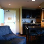 View of kitchenette