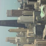 vista del edificio John Hancock