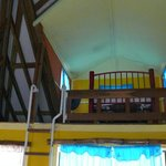 Loft in River Cabin