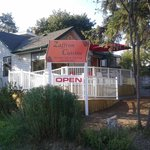 Zaffron Cuisine has expanded its busine as a dining and take out at this location on August 6.