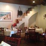 Santorini Dining Area