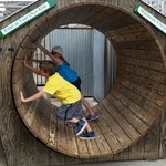 Tunnel tumbler