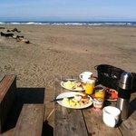 Breakfast Al Fresco!