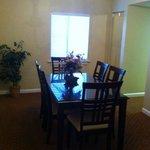 Dining room 2bdrm suite 10th flr