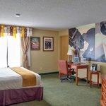 American Royal Themed Room