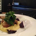 Duck with mash