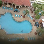 Boa piscina