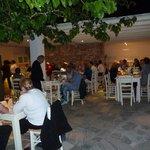 Greek night at Anezina
