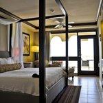 Bedroom, Penthouse Suite, Bucuti & Tara Beach Resorts Aruba