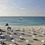 View from Penthouse balcony, Bucuti & Tara Beach Resorts Aruba