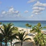 View from balcony, Penthouse, Bucuti & Tara Beach Resorts Aruba