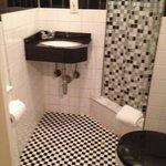 Room 412 Bathroom