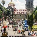 la mejor vista en Puebla