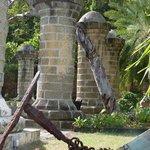 Admiral's Inn Grounds, Nelson's Dockyard, English Harbor, Antigua