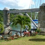 Admiral's Inn Grounds and English Harbor, Antigua