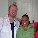 Kareen! I miss her smile already!