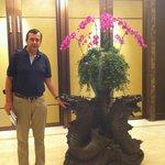 Arreglos con Orquídeas
