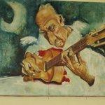 una de las pinturas
