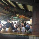 Nice spacious bar ...