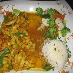 Coconut Conch Curry