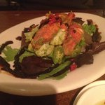 avocado and rock lobster salad-- must order!