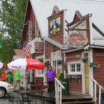 nagleys general store in town