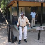 Gate attendant