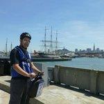 Municipal Pier in SF