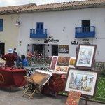 Galleries in San Blas