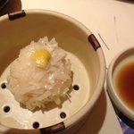 梅の花膳「豆腐しゅうまい」梅の花の名物です♪♪
