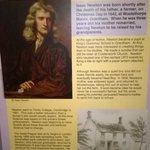 Isaac Newton information