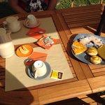 Una colazione artigianale da oscar!!! Scordatevi ogni cosa preconfezionata ;)