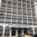 front van hotel