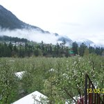 Sangla Valley as seen from AOFC