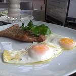 Steak and Egg Breakfast