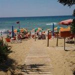 Fantastica spiaggia!