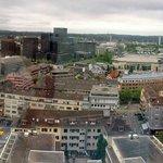 Вид с 25 этажа