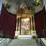 Altar de la iglesia