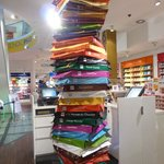 Chocolates everywhere!