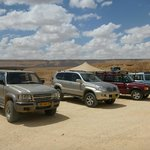 Deep Desert Israel - Day Tours