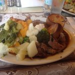 Great Sunday lunch!