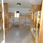 8 bed room