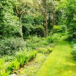 Gardens of the Cumbria Grand Hotel