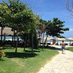 Набережная с плажем