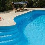 Heated Salt Water Pool