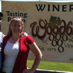 Woodbury winery sign