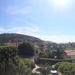 Vue panoramique chambre vue sur mer