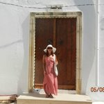 Женский вход в мечеть