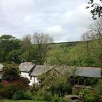 The mill and tea rooms, set within a beautiful valley