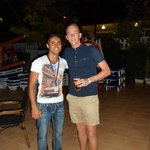 Me and Ronaldo